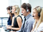 Call-center-servicebereich