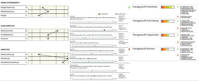 Alternativbild Auszug aus der Potenzialanalyse